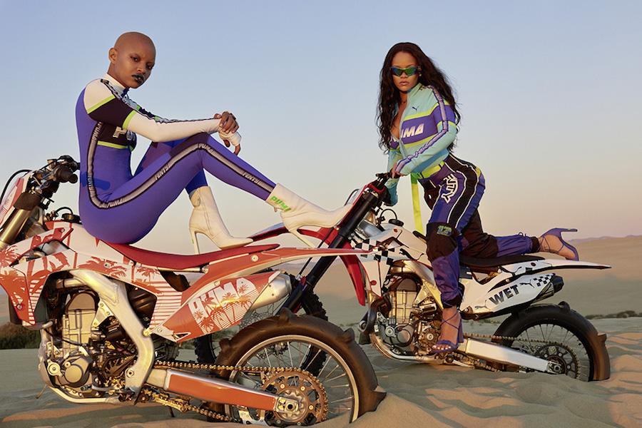 FENTY Puma Rihanna SS18 Release Date