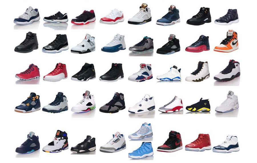 Jimmy Jazz Queens Air Jordan Restock