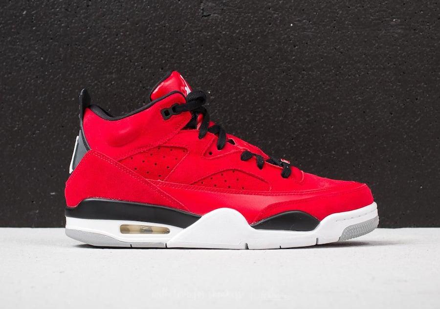 online retailer fd1ea 033e4 Jordan Son of Mars Low Gym Red 580603-603