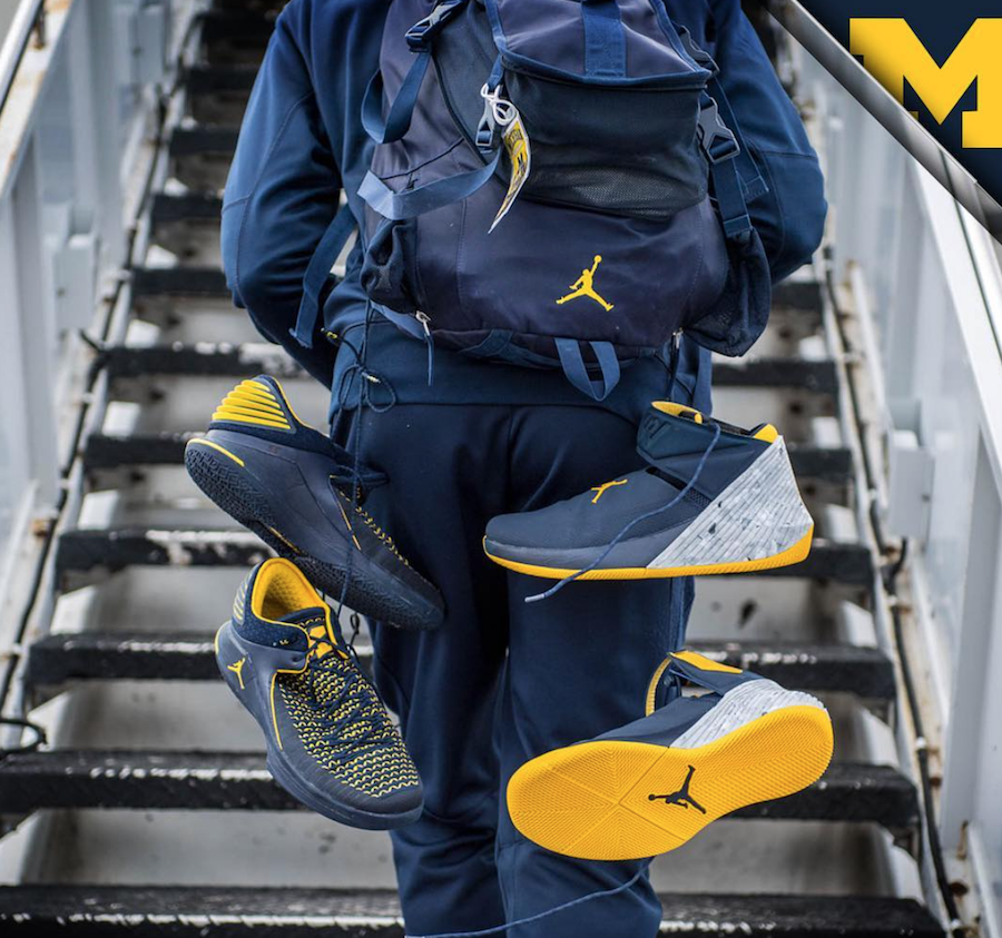 Jordan Why Not Zer0.1 Michigan AA2510-405