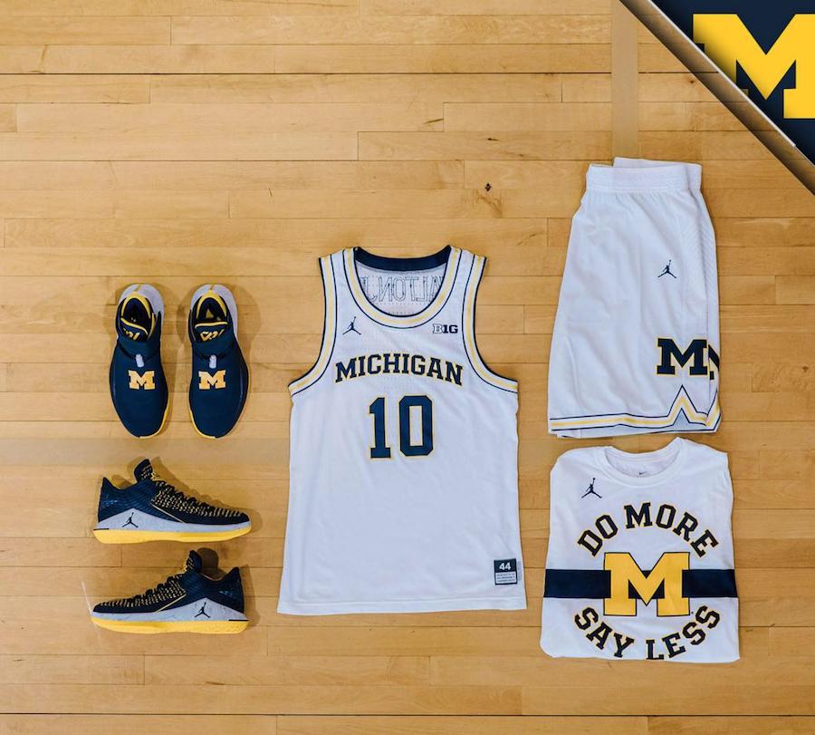 Jordan Why Not Zer0.1 Michigan AA2510-405