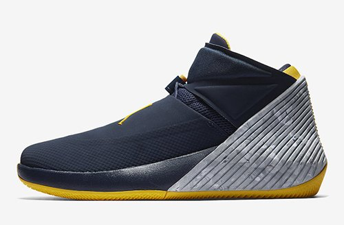 Jordan Why Not Zer0.1 Michigan Release Date