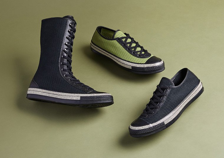 JW Anderson Converse New Classics Collection