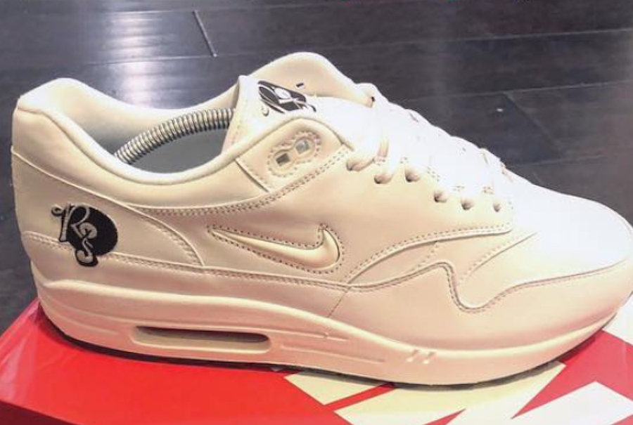 Kareem Biggs Burke Nike Air Max 1 Roc-A-Fella