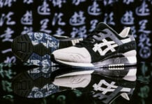 Kicks Lab Asics Gel Lyte III KL-SHINOBI