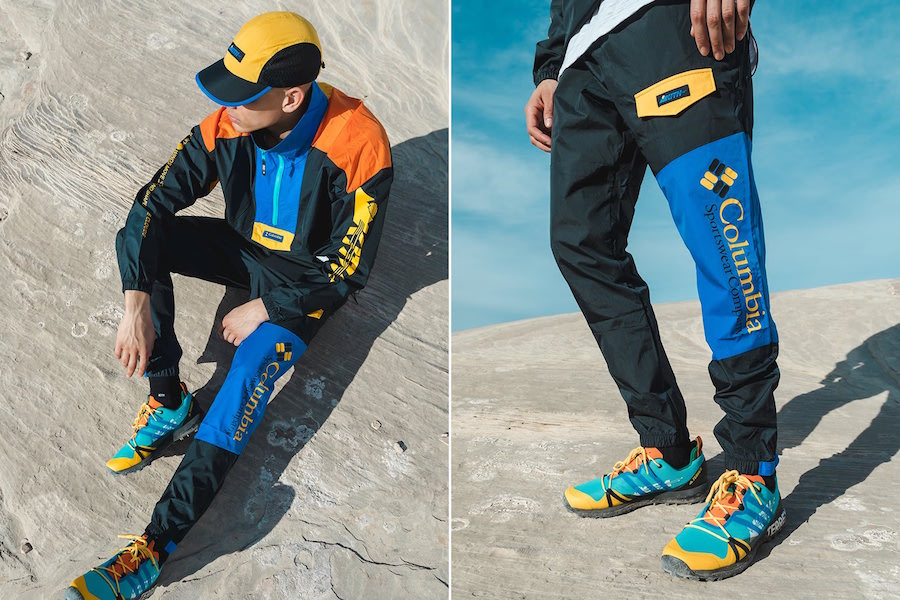 Kith adidas Element Exploration Agency Collection