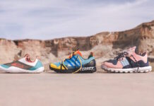 Kith adidas Terrex EEA Collection