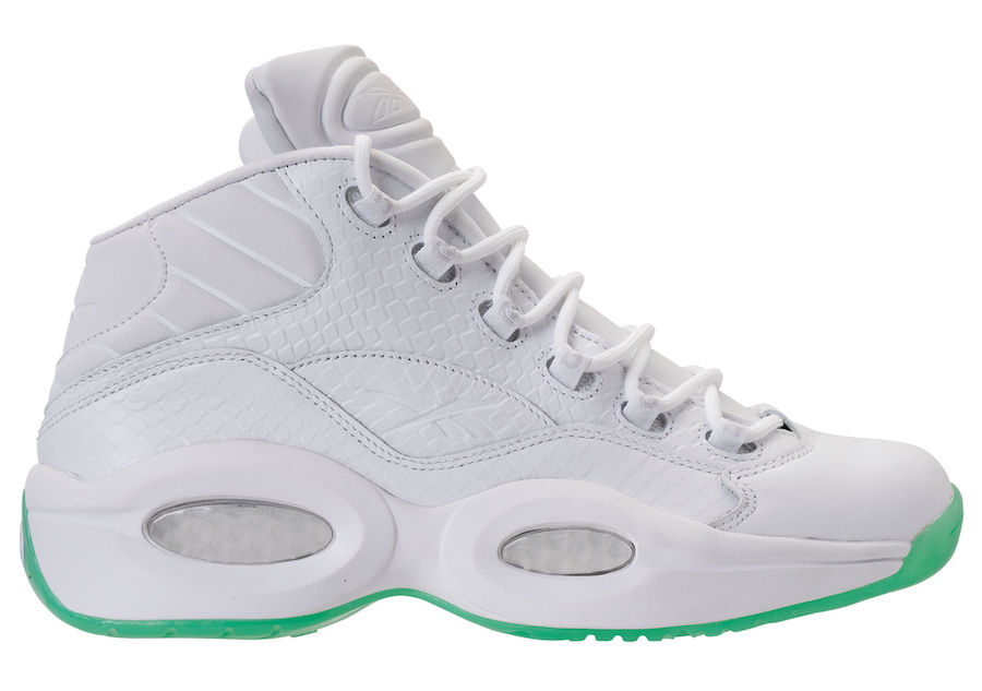 Mint Glow Reebok Question CM9417