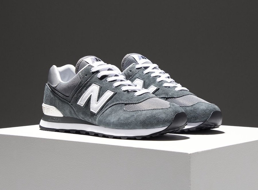 New Balance 574 Legacy of Grey Pack | SneakerFiles