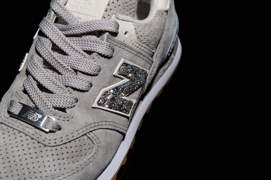 New Balance NB1 574 Swarovski Crystals