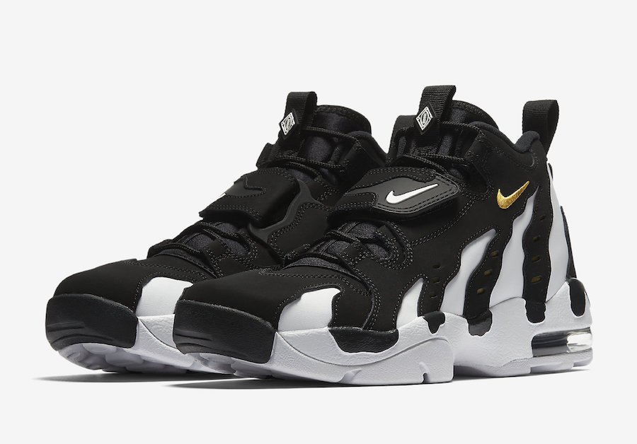 Nike Air DT Max 96 Black Varsity Maize White 316408-003