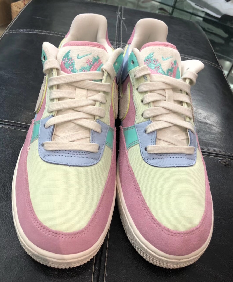Nike Air Force 1 Low Easter Egg AH8462-400