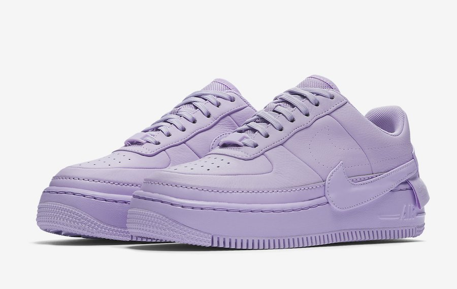 Nike Air Force 1 Low Jester Violet Mist AO1220-500