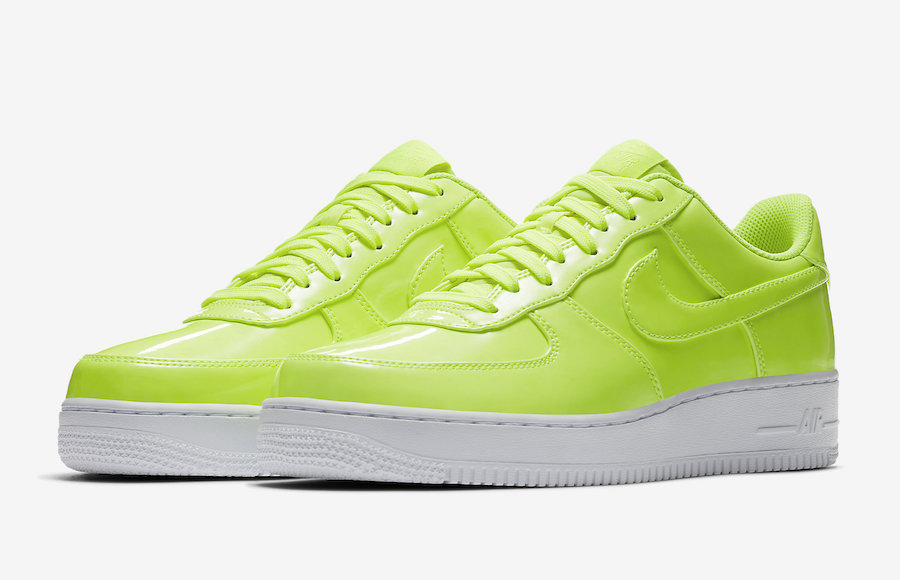 Nike Air Force 1 Low Volt Patent Leather AJ9505-700