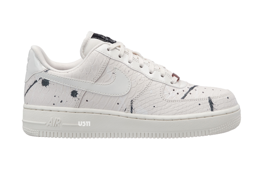 Nike Air Force 1 Lux Phantom Python Release Date