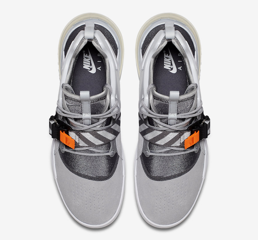 Nike Air Force 270 Wolf Grey Dark Grey AH6772-002