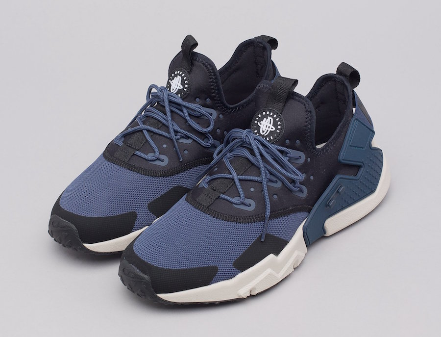 c6b2350577f5 Nike Air Huarache Drift Thunder Blue AH7334-401