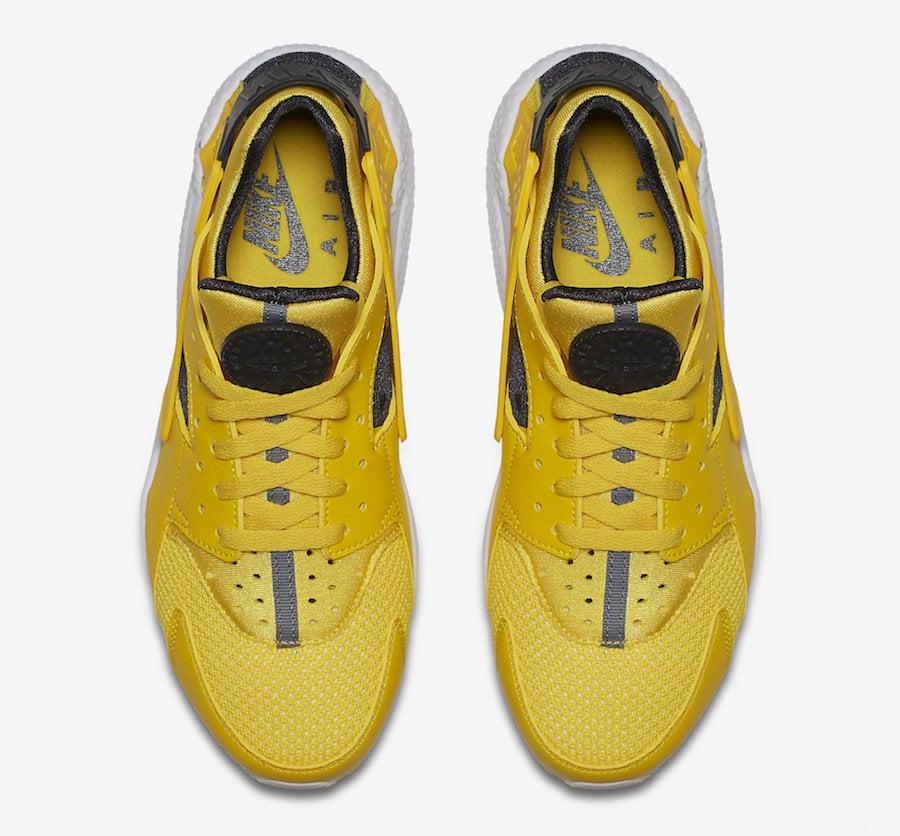 Nike Air Huarache Lightning Tour Yellow 318429-700
