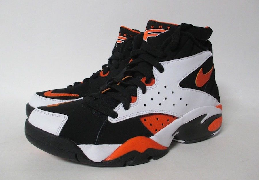 Nike Air Maestro II LTD Rush Orange AH8511-101