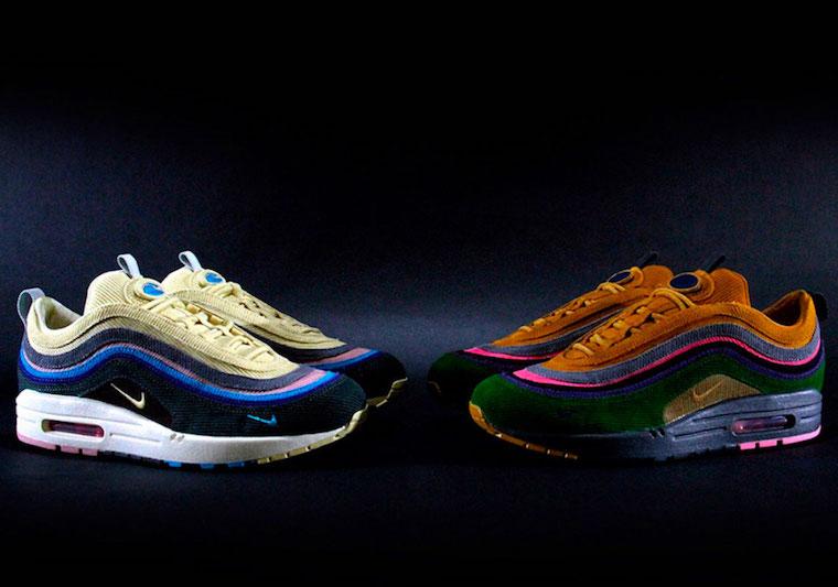 Nike Air Max 1/97 Eclipse Mache Customs