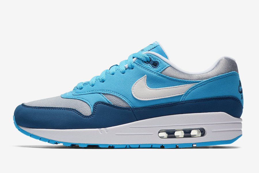 Nike Air Max 1 Blue Fury AH8145-002