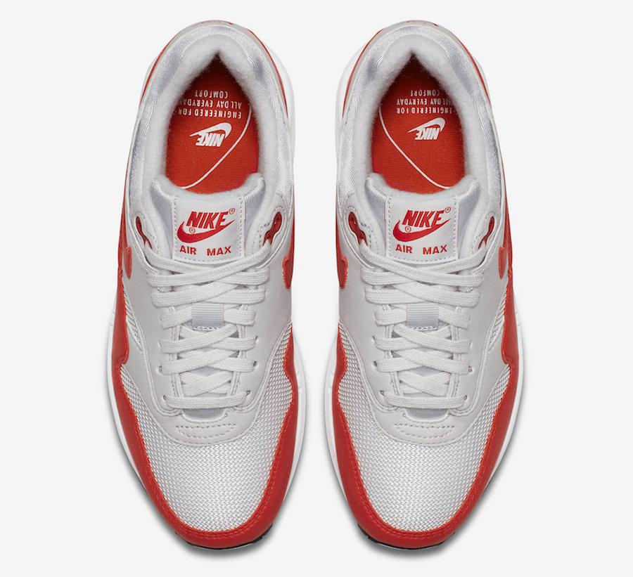 Nike Air Max 1 Habanero Red 319986-035