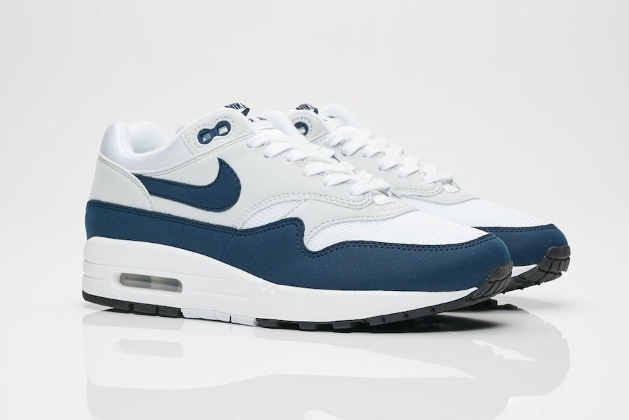 Nike Air Max 1 Obsidian 319986 104 Release Info | SneakerFiles