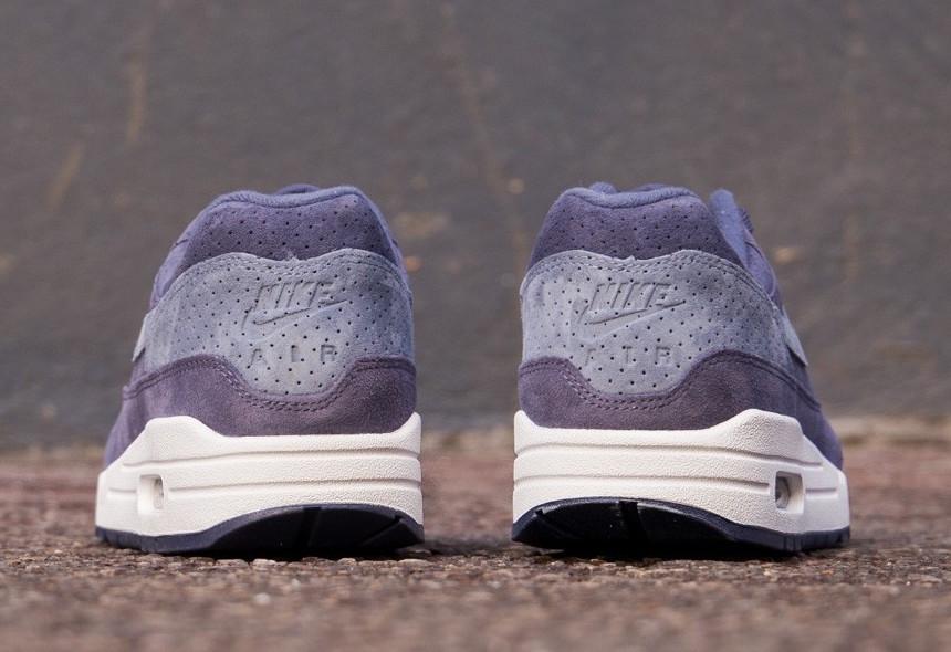 Nike Air Max 1 Premium Indigo Perf 875844-501