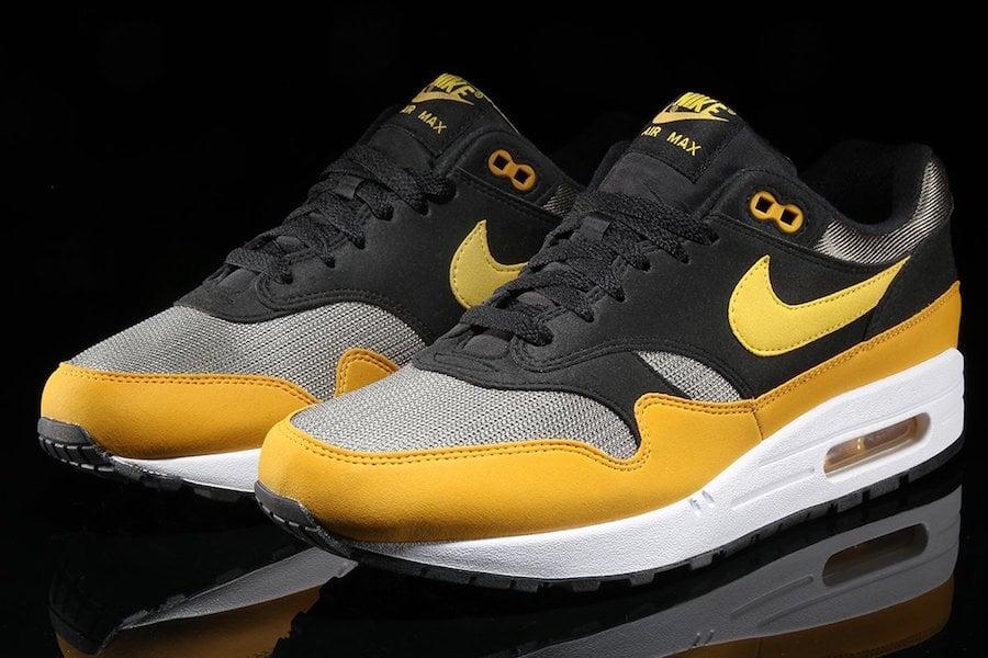 Nike Air Max 1 Vivid Sulfur AH8145-001 Release Info | SneakerFiles