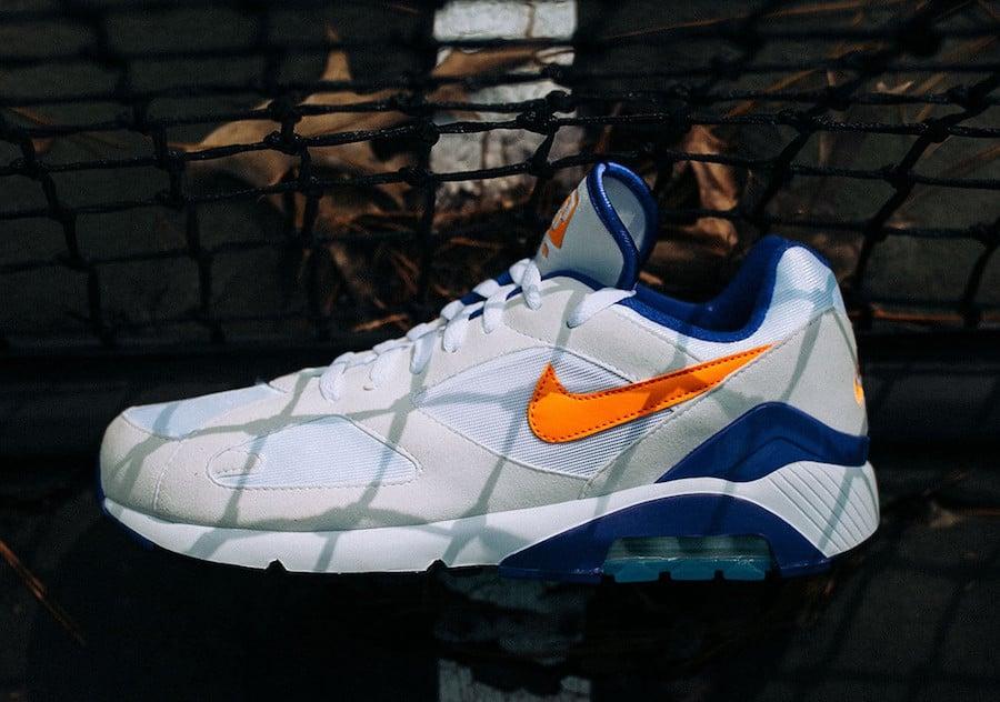 Nike Air Max 180 Bright Ceramic Dark Concord 615287-101
