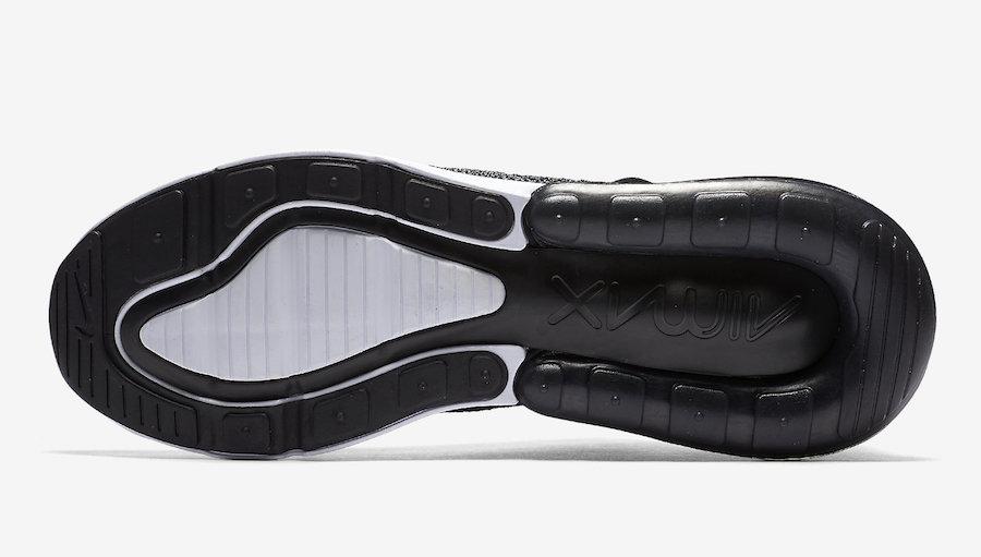 Nike Air Max 270 Flyknit Oreo AO1023-001