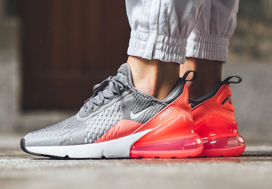 competitive price 58568 7e9cd ... czech nike nike air max 270 rosa kvinners adidas dotwh 5abcd 79c41