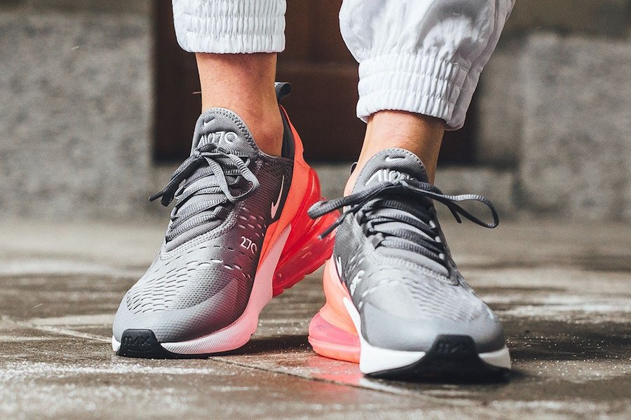 Adidas Nike Air Max 270 Delle Donne Di Colore Rosa Bytvcwfifa
