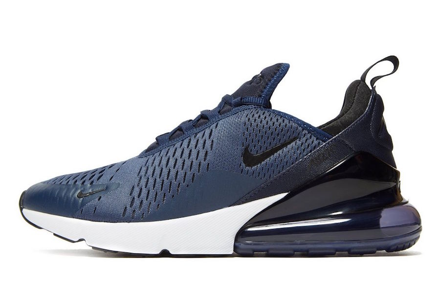 sports shoes e1863 e1567 Nike Air Max 270 Navy Release Details | SneakerFiles