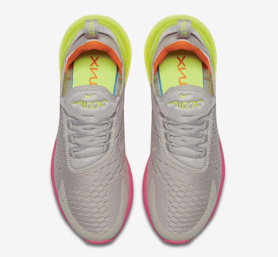 cf16d543b9b8a top quality nike air max 270 neon ah6789 005 release date 291ce 3d7b9