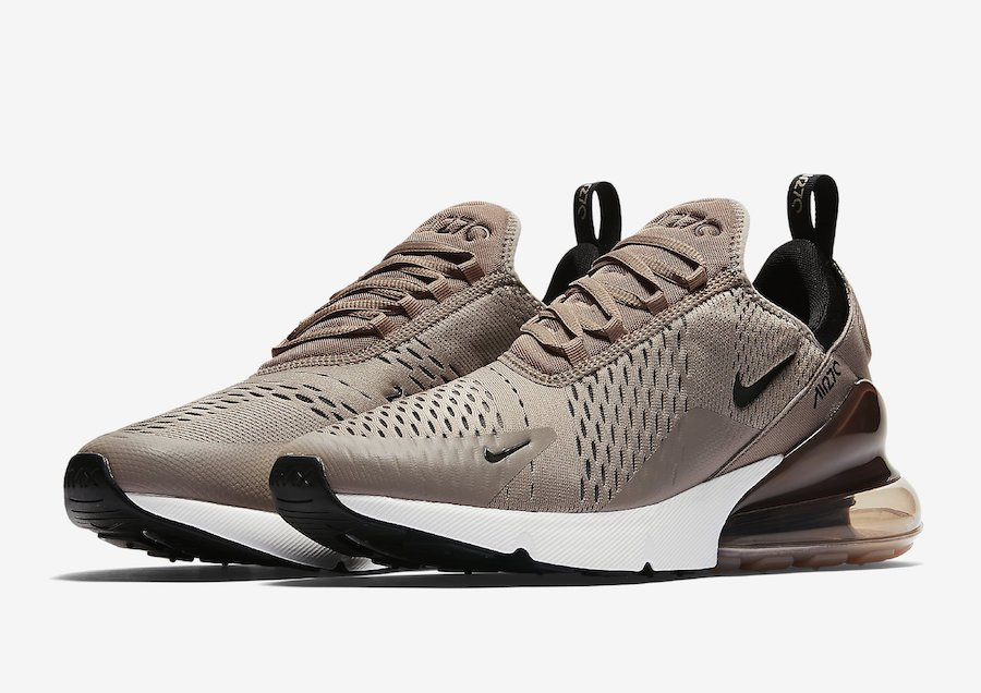 sports shoes f0c6c e4733 ... Nike Air Max 270 Sepia Stone AH8050-200  SneakerFiles aire máx 270