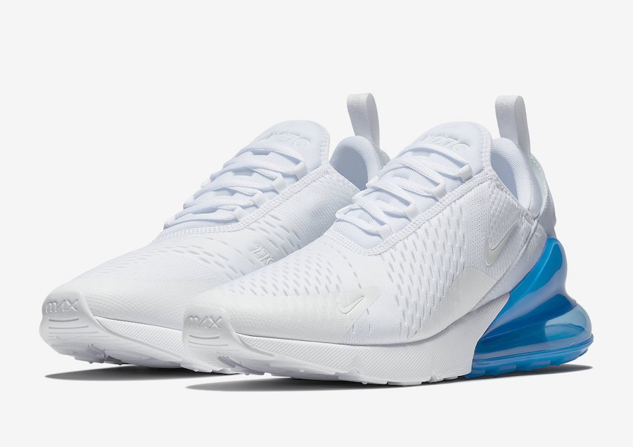 nike air max 270 heren donkerblauw