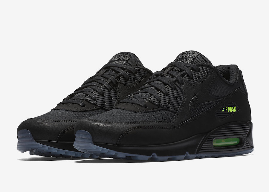 Nike Air Max 90 Black Volt AQ6101-001