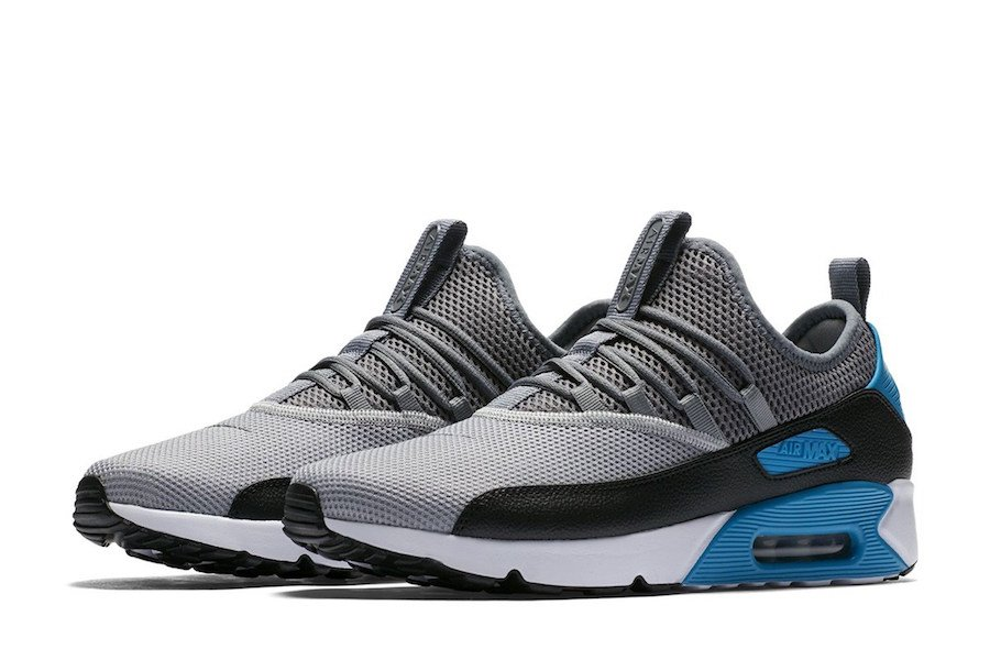Nike Air Max 90 EZ Grey Laser Blue
