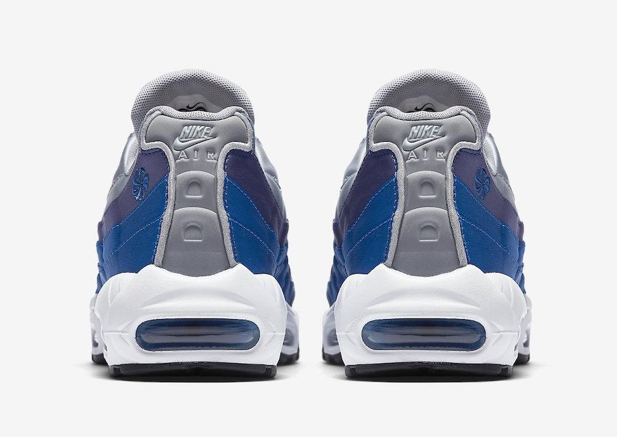 Nike Air Max 95 Blue Nebula AJ2018-001