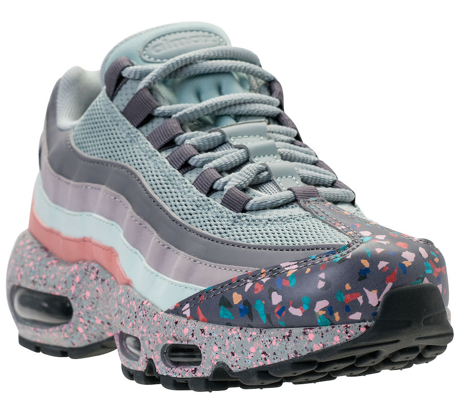 Nike Air Max 95 Confetti 918413 002 Release Info SneakerFiles  SneakerFiles