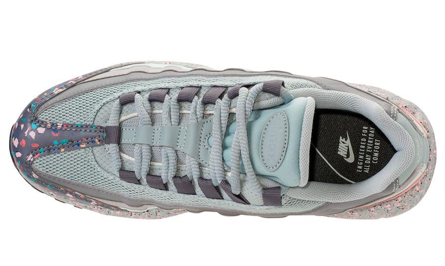 e2991b7e7bd4 Nike Air Max 95 Confetti 918413-002 Release Info