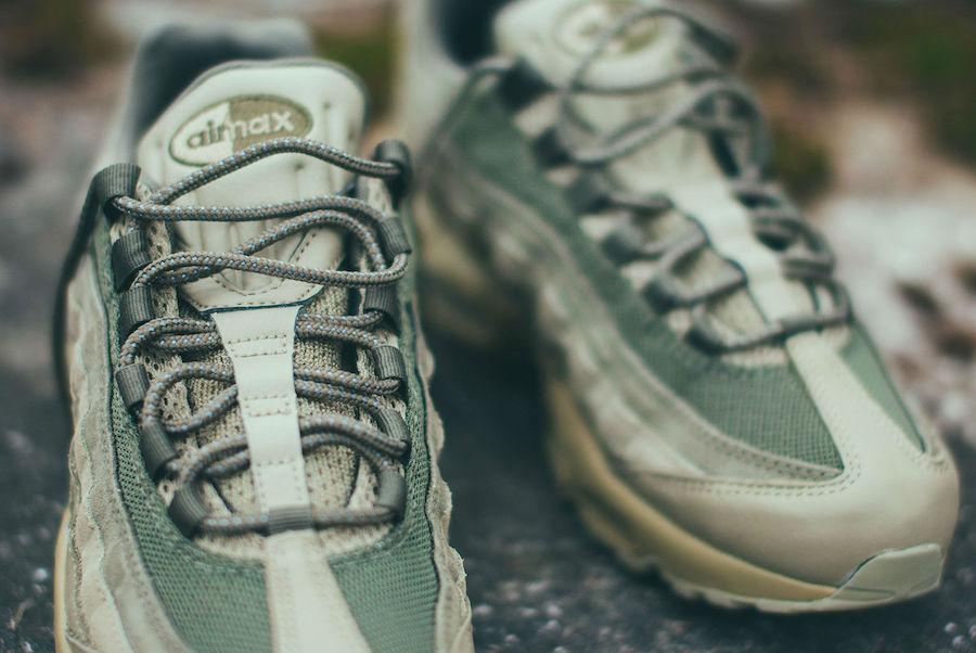 Nike Air Max 95 Premium Neutral Olive 538416-201