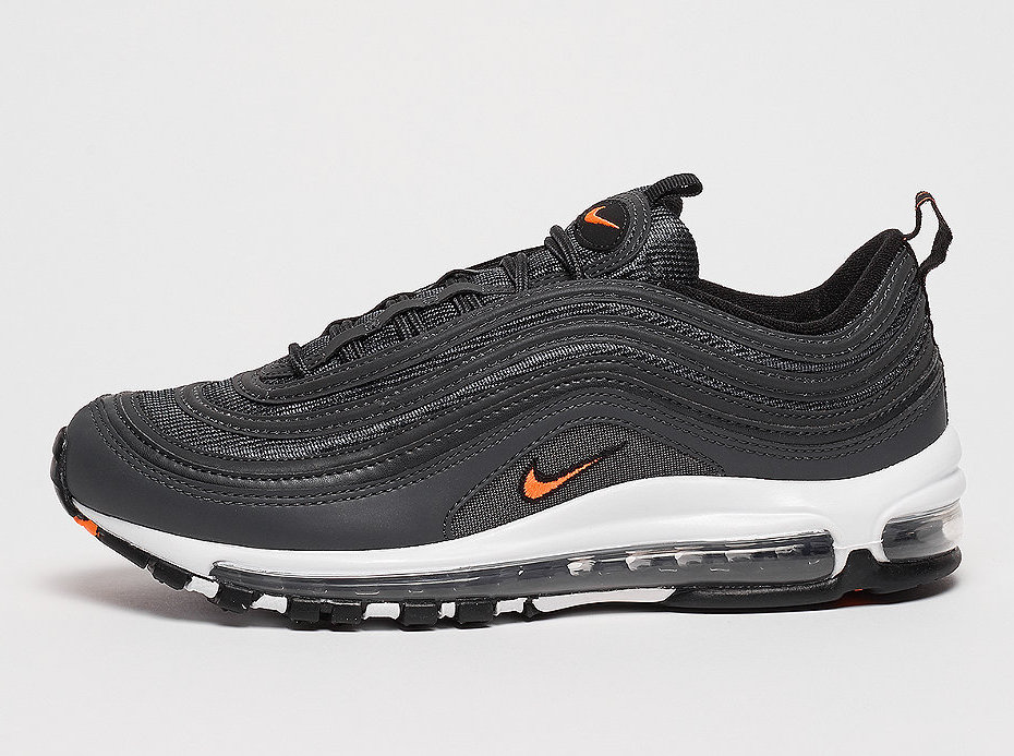 Nike Air Max 97 (Anthracite Total Orange Black White