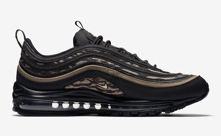 Nike Air Max 97 'Country Camo Germany' BambooBlack Dark Khaki Sequoia For Sale