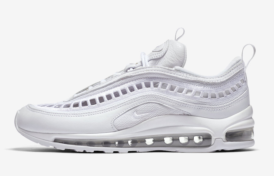 Nike Air Max 97 Ultra White Vast Grey AO2326-100