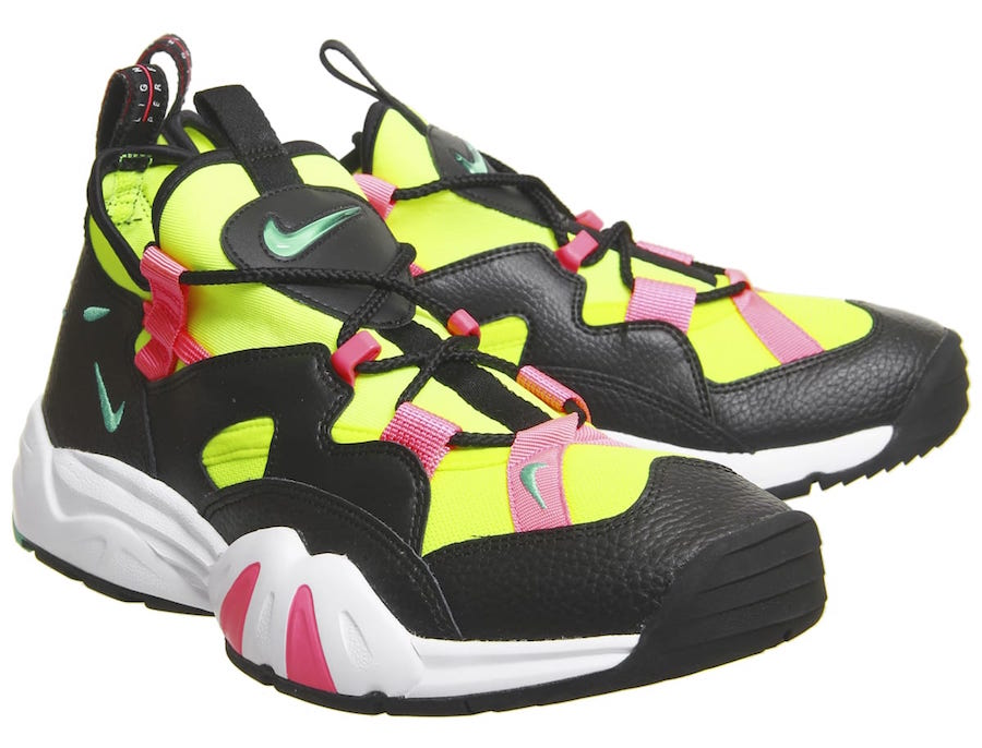 Nike Air Scream LWP Black Menta Pink