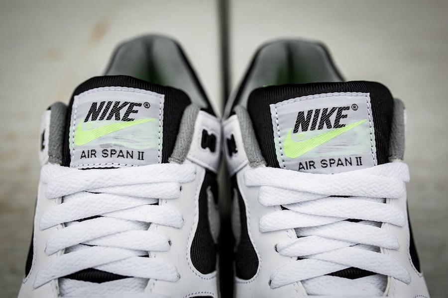 Nike Air Span II Volt Nike Air Span II Volt AH8047-101
