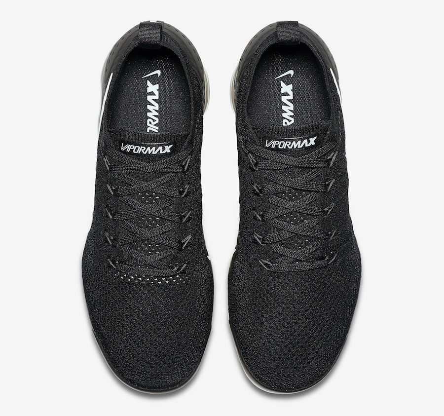Nike Air VaporMax 2.0 Black White 942842-001