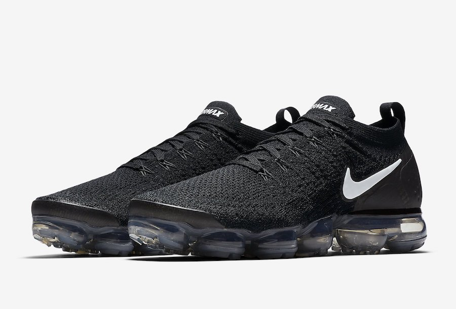 purchase cheap 481c2 ba770 Nike Air VaporMax 2.0 Black White 942842-001 | SneakerFiles